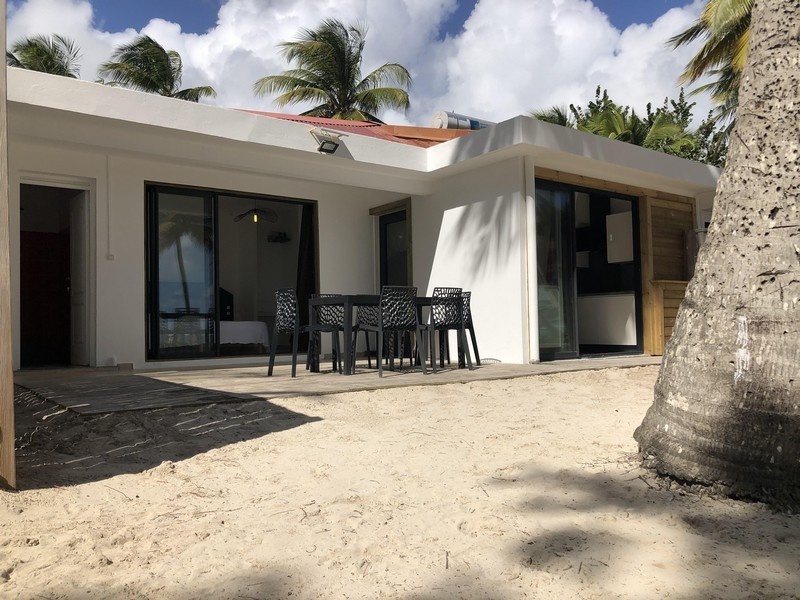 Be6 suite lagoon terrasse